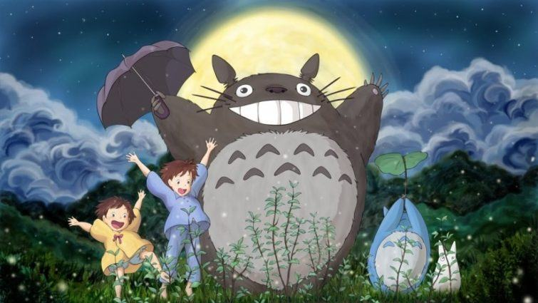 Studio Ghibli films are coming to Netflix