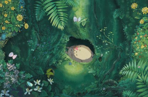 My Neighbour Totoro © STUDIO GHIBLI